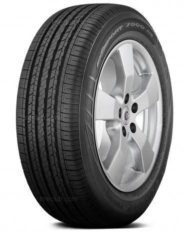 Dunlop Sp Sport 7000 A//S TL Radial P225//55R18 97V