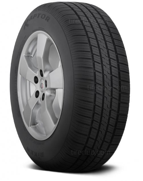 Riken Raptor HR tires