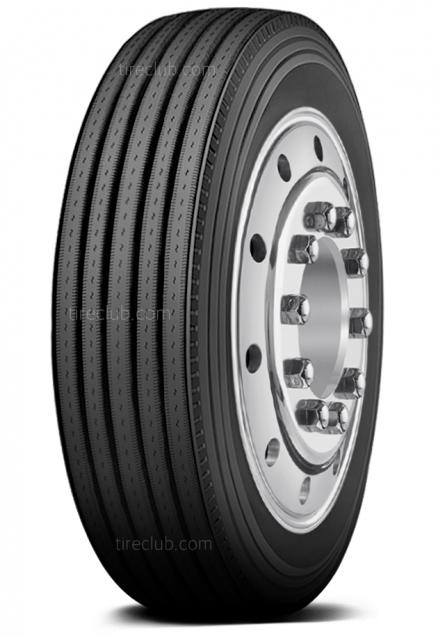 Amberstone 600 tires