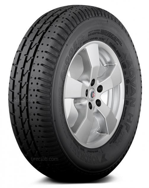 Yokohama A008 tires