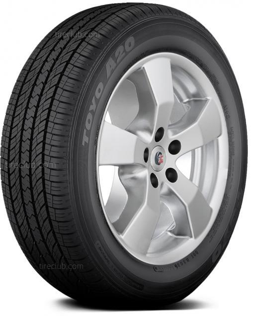 Toyo A20 tyres