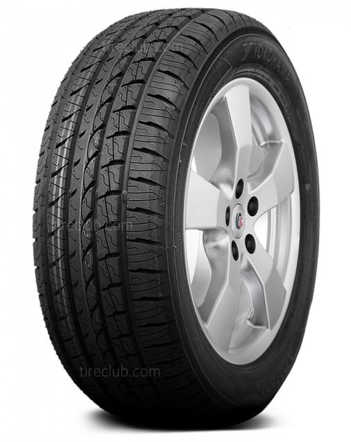 Yokohama ADVAN A83A tires