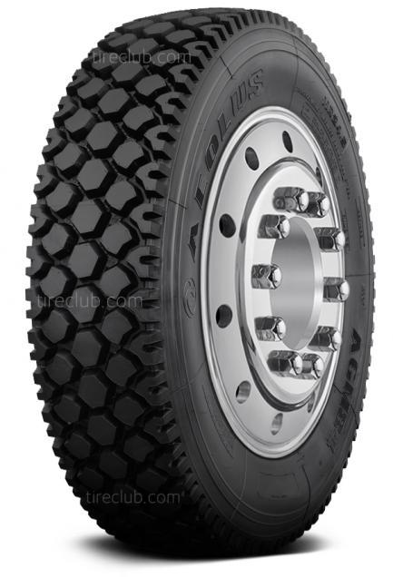 Aeolus AGM84 tires
