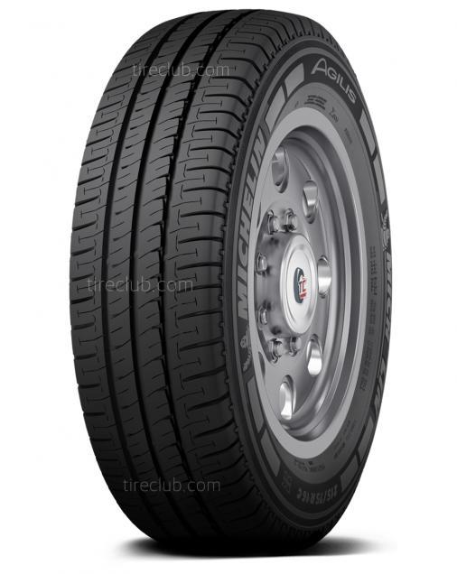 llantas Michelin Agilis