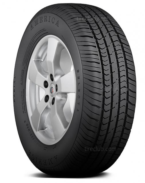 Tornel America Selecta tyres