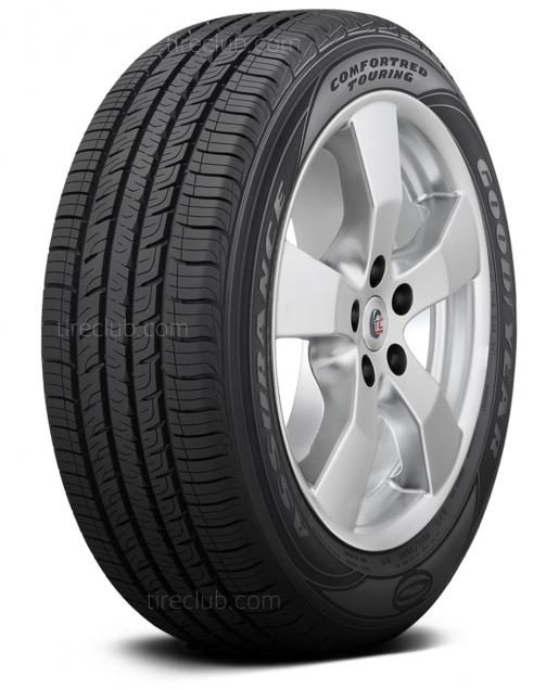 cubiertas Goodyear Assurance ComforTred Touring