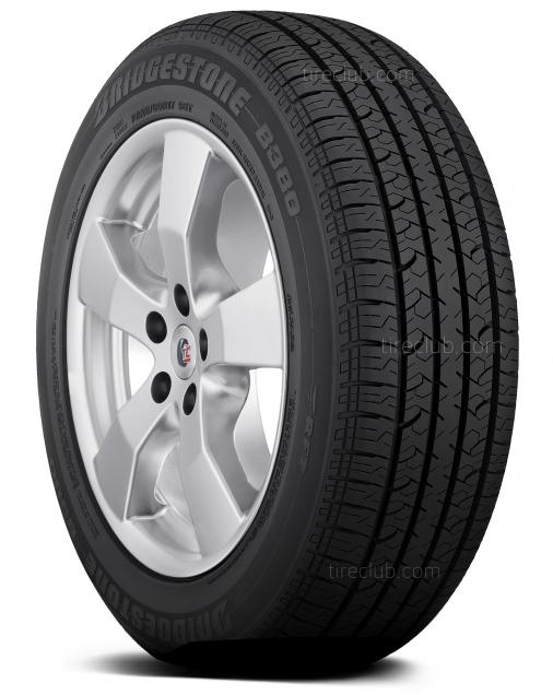 Bridgestone B380 RFT tires
