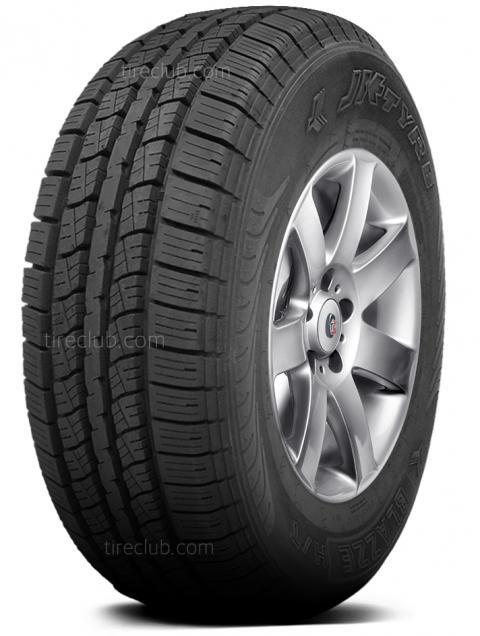 JK Tires Blazze HT tyres