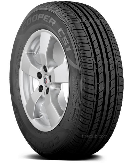 pneus Cooper CS1