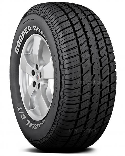 pneus Cooper Cobra Radial G/T