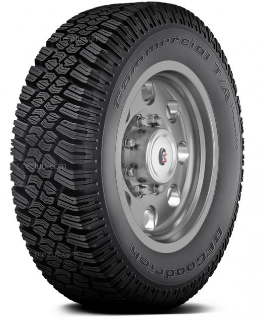 llantas BFGoodrich Commercial T/A Traction