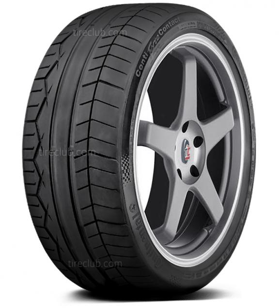 Continental ContiForceContact tires