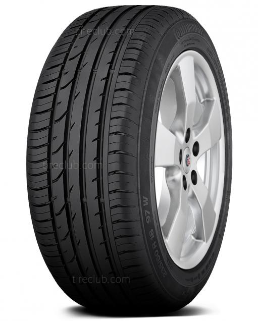 Continental ContiPremiumContact 2 tires