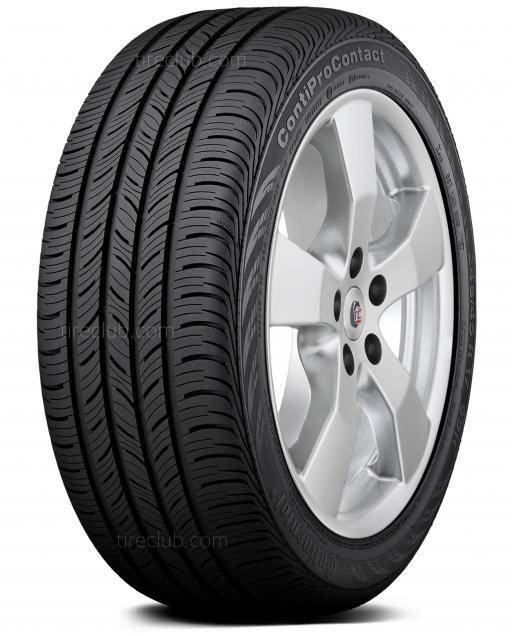 pneus Continental ContiProContact