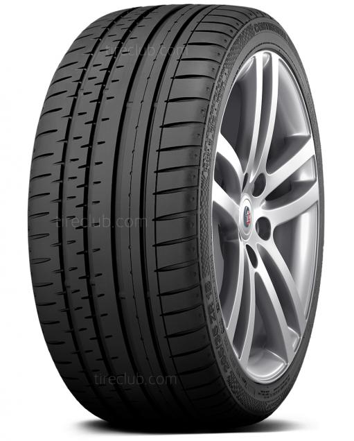 pneus Continental ContiSportContact 2 SSR