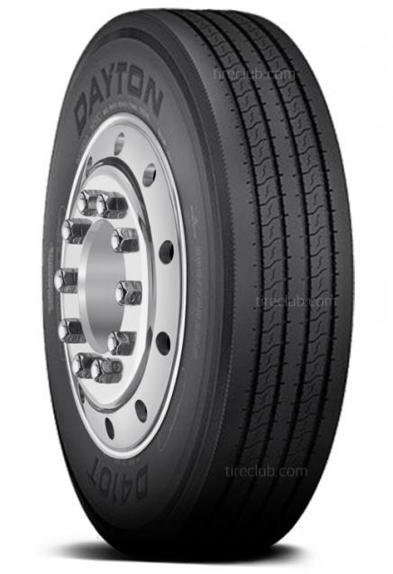 Dayton D410T tires