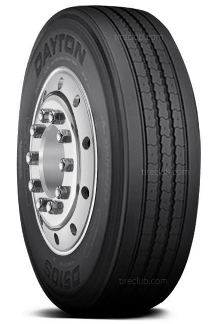Dayton D510S tires