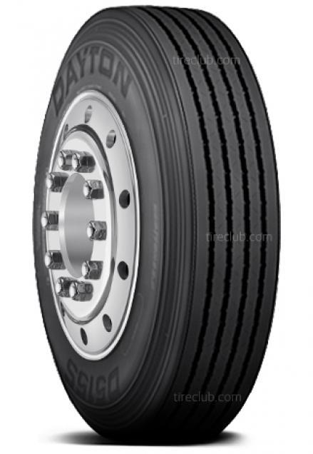 Dayton D515S tires