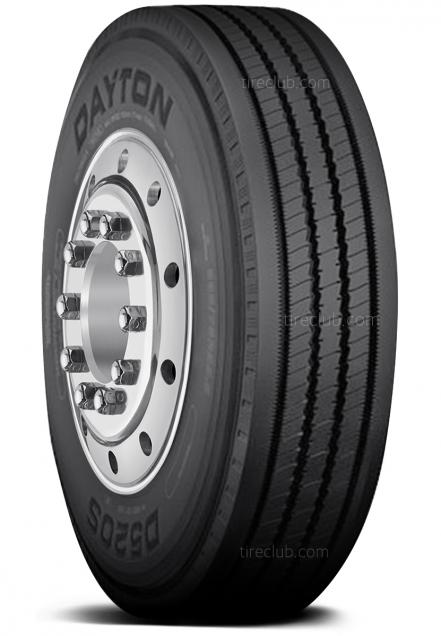Dayton D520S tires