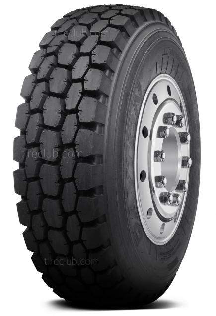 Dayton D620D tires