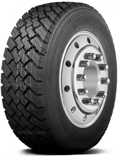 Dayton D630D tires