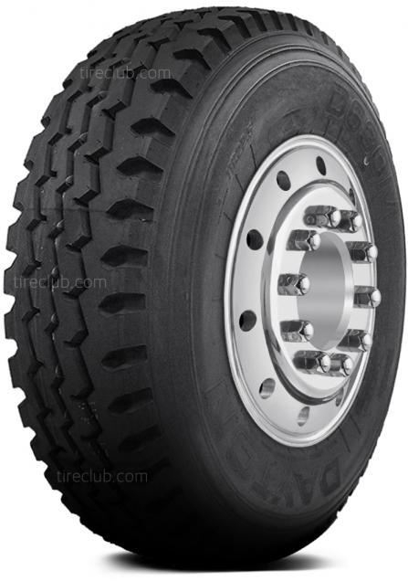 Dayton D630M tires