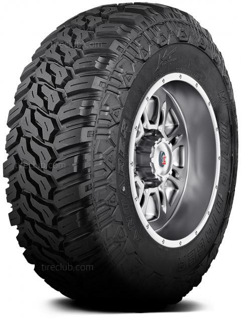 Antares Deep Digger M/T tires