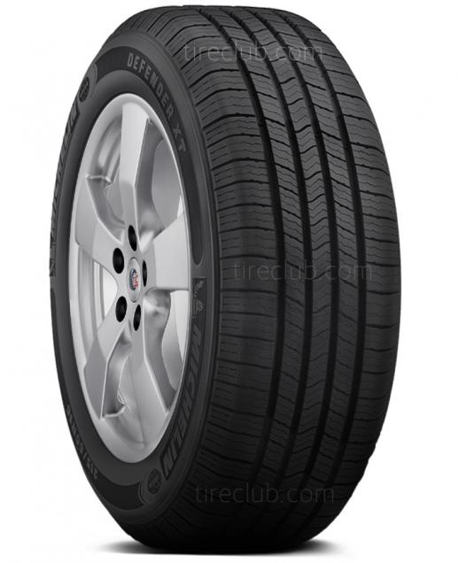 Michelin Defender XT tyres