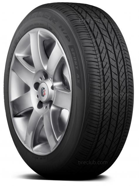 llantas Bridgestone Dueler H/P Sport AS