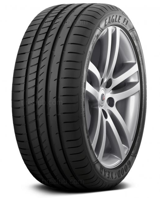 pneus Goodyear Eagle F1 Asymmetric 2
