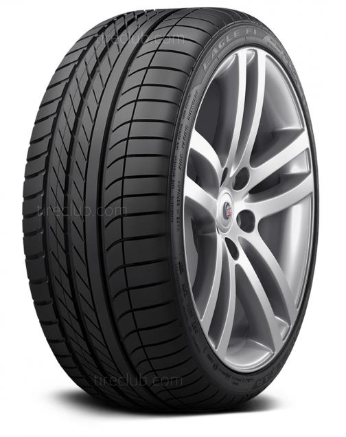 pneus Goodyear Eagle F1 Asymmetric