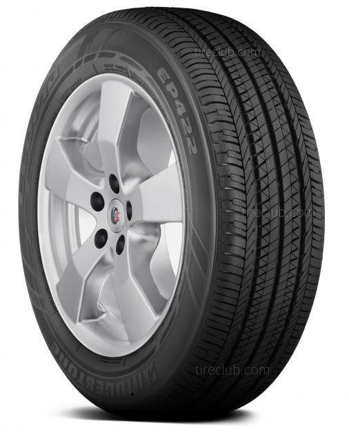 pneus Bridgestone Ecopia EP422