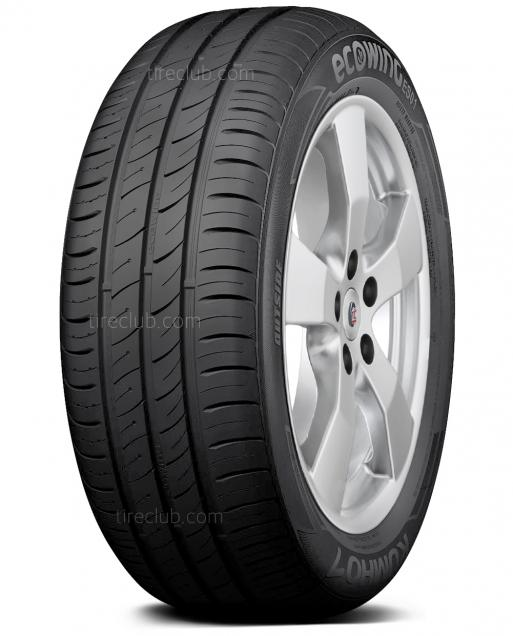 Kumho Ecowing ES01 KH27 tires