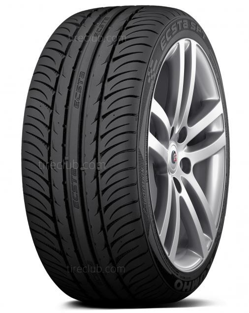 Kumho Ecsta SPT KU31 tires