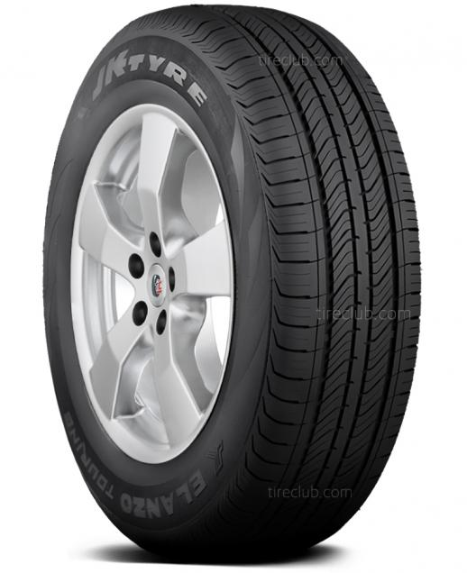 JK Tires Elanzo Touring tyres