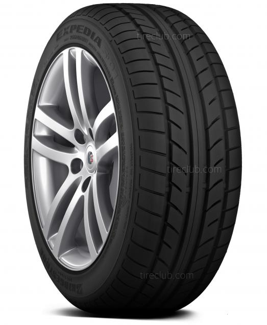 Bridgestone Expedia S-01 tires