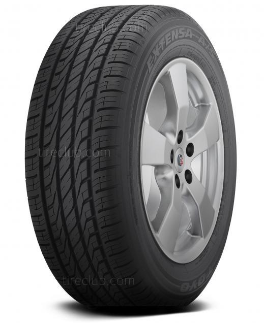 Toyo Extensa A/S tyres