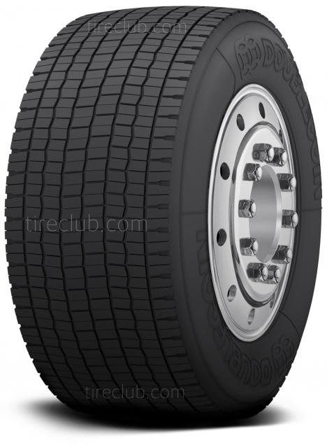 Double Coin FD425 tires