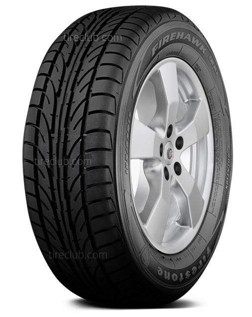 Firestone Firehawk 900 tires