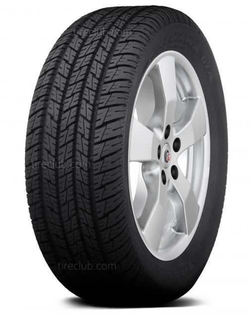 Firestone Firehawk GTA tires