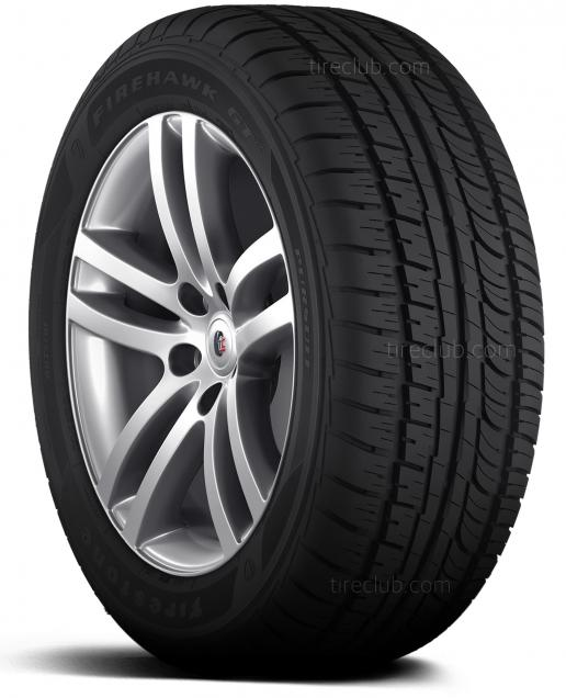 Firestone Firehawk GT Pursuit tires