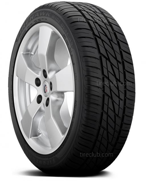 Firestone Firehawk Wide Oval AS (H/V-Speed) tires