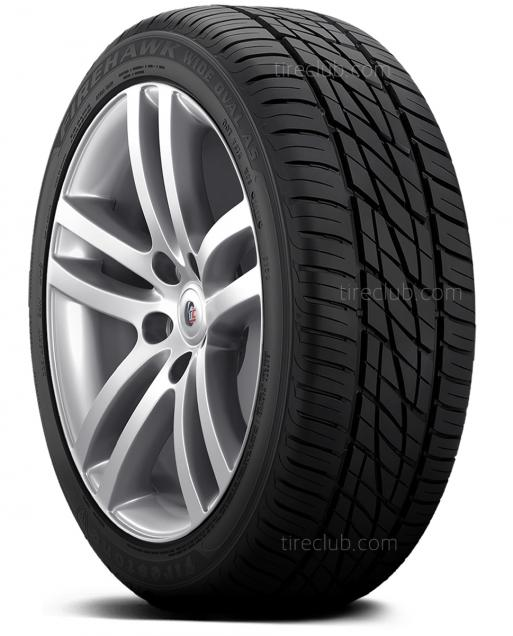 Firestone Firehawk Wide Oval AS (W-Speed) tyres