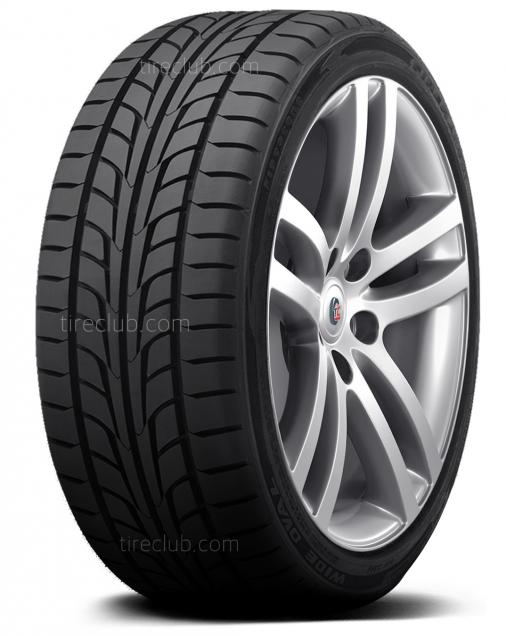 Firestone Firehawk Wide Oval RFT tires
