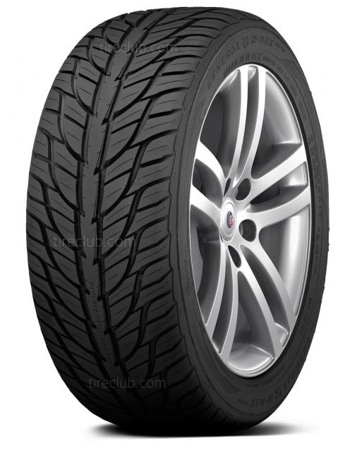 General G-Max AS-03 tires