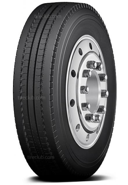 Grandstone GT166 tires