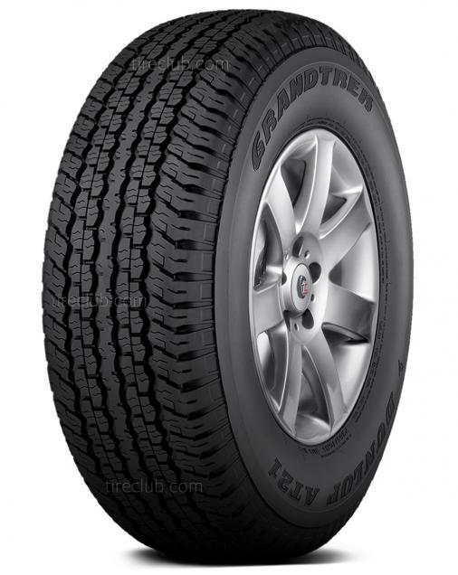 Dunlop Grandtrek AT21 tires