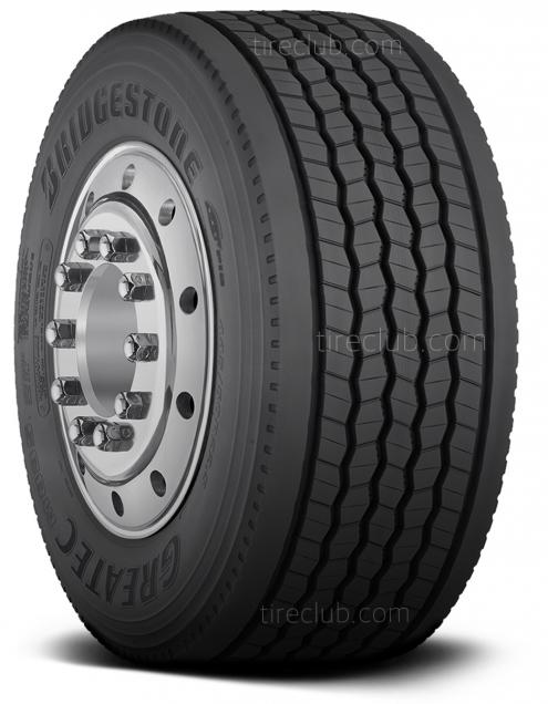 Bridgestone Greatec M835 Ecopia tires