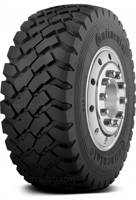 Continental HCS (NHS) tires