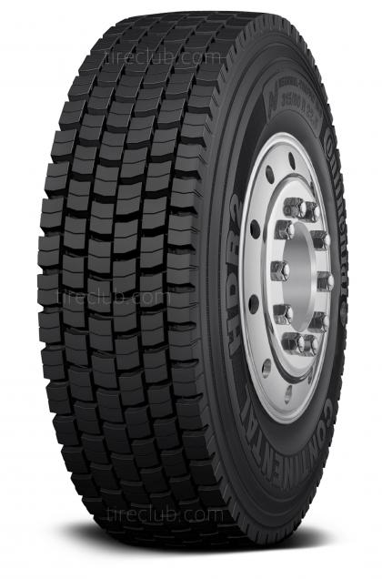 Continental HDR2 (Tread B) tires